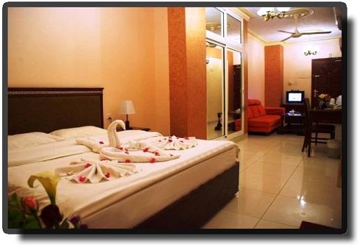 Al Qidra отель и апартаменты