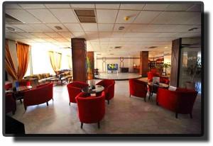 Aqaba Gulf Hotel - Холл