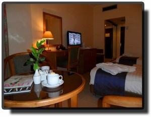 Aqaba Gulf Hotel - номера