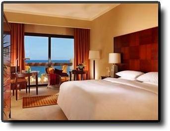 Отель ИнтерКонтиненталь - Акаба - Красное море