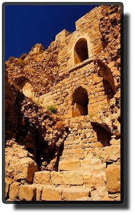 Замок Эль-Карак