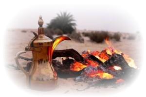 Кофе в пустыне