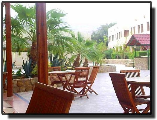 Отель Dead Sea Spa