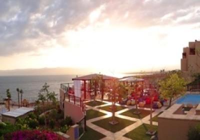 Отель Holiday Inn - Мертвое море