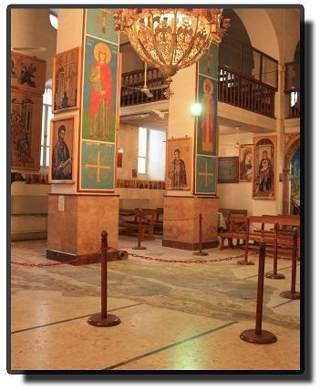 Церковь Св. Георгия в Мадаба
