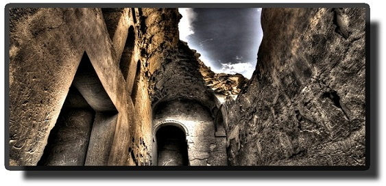 Иордания - Замки пустыни
