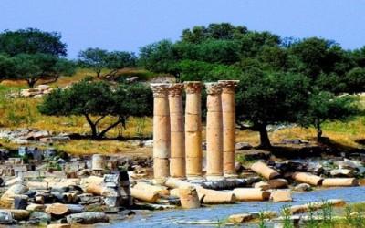 Иордания - Умм Кайс
