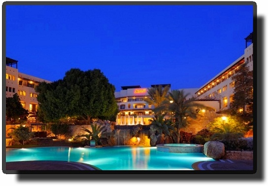 Jordan Valley Marriott Resort
