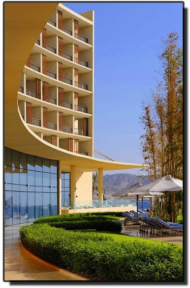 Kempinski Hotel Aqaba - Outside view