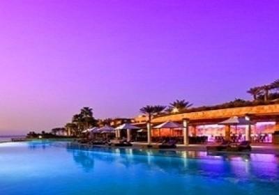 Kempinski Hotel Ishtar Мертвое море - закат