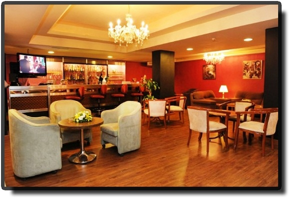 Mina Hotel - Ресторан