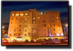 My Hotel - Центр Акабы