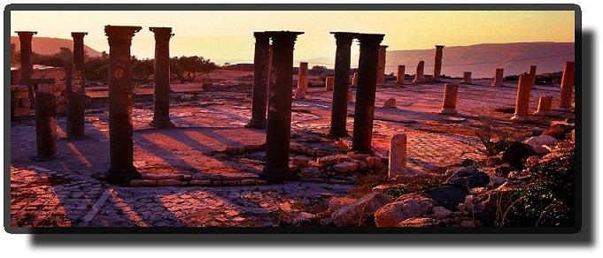 Умм Кайс - Север Иордании