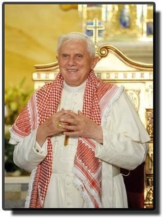 Папа Иоанн Павел II в Мадаба