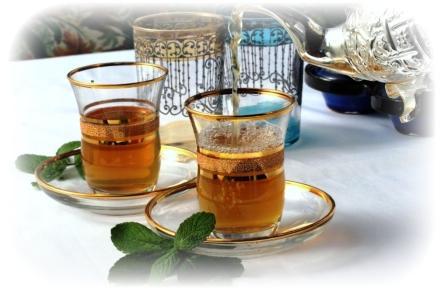 чай - Иордания