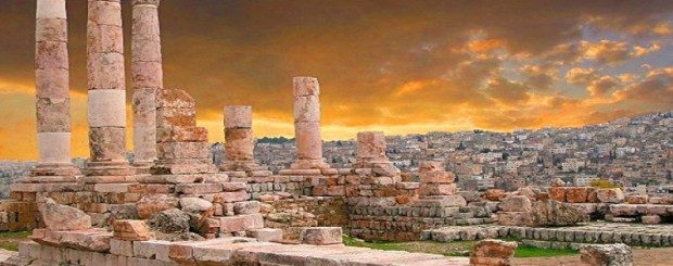 Умм Кайс - Иордания