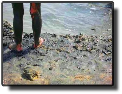 Лечебная грязь Мертвого моря