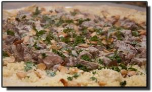 Иорданская кухня - Иорданский Мансаф