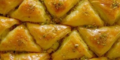 Варбат - Сладости в Иордании