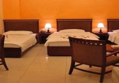 Al Qidra Hotel - Трехместный номер