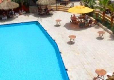 Aqaba Gulf Hotel - Бассейн