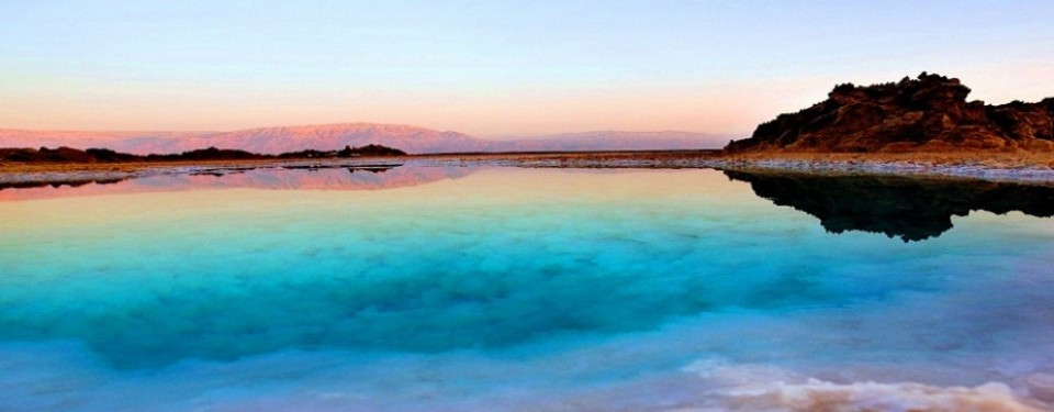Мертвое море-Иордания