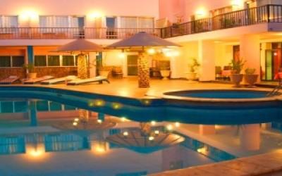 Mina Hotel - Город Акабы