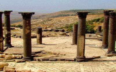 Умм Кайс - Гадара - Иордания
