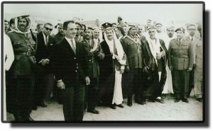 Молодой король Хусейн