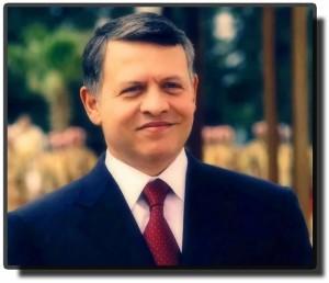 Король Иордании Абдулла II