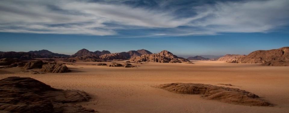 Пустыне - Вади Рам