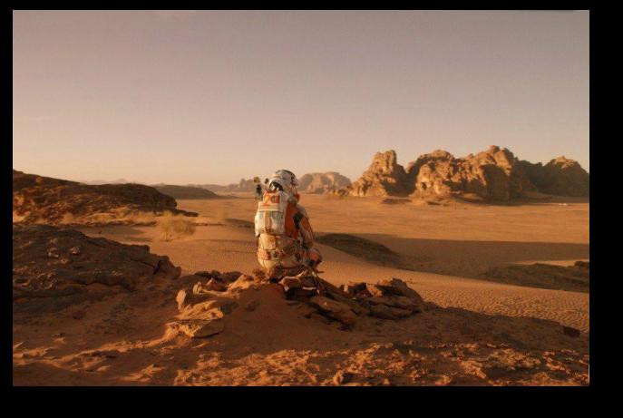 «Марсианин»(2015)