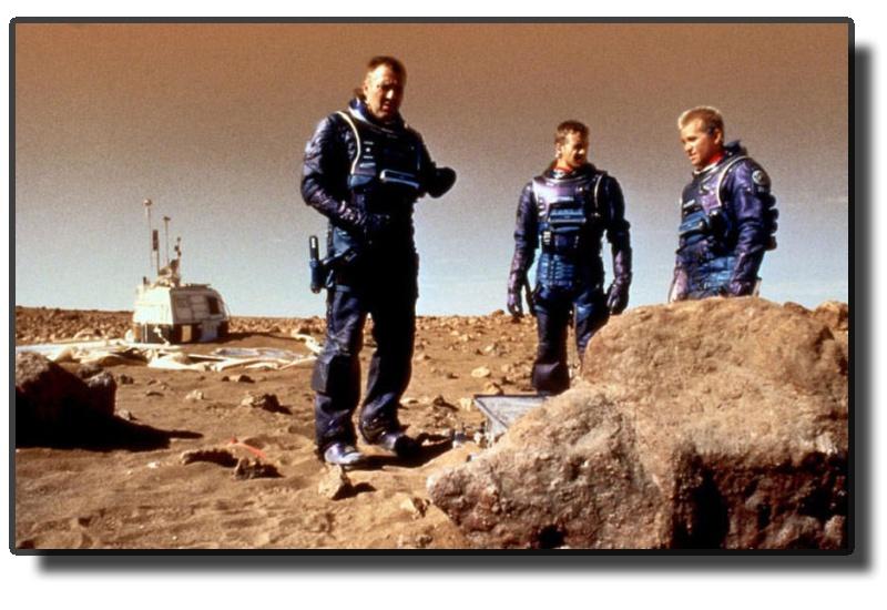 Фильм Красная планета (Red Planet)