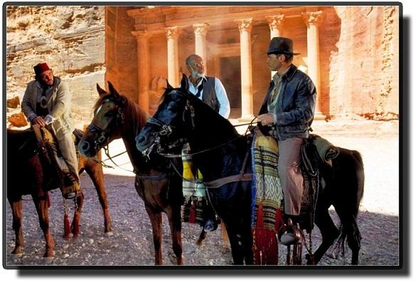 Фильмы снятые в Иордании